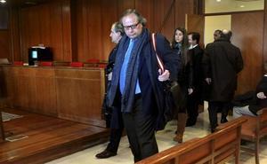 Mirones se sentará en el banquillo el día 5 de junio acusado de apropiación indebida