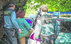 Tres detenidos por tráfico de drogas en una operación policial con drones