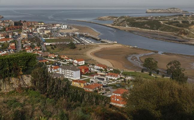 El Gobierno opta por alargar el espigón oeste para mejorar el acceso al puerto de Suances