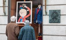 Arte Peatonal en Santander