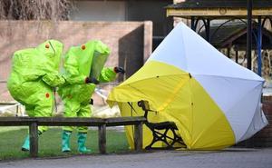 El exespía ruso atacado con un arma química en Inglaterra sale del hospital