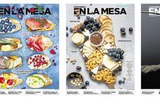 Cantabria en la Mesa, nominado a los Premios Nacionales de Gastronomía