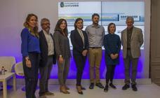 Ácto de presentación oficial de la nueva imagen de marca de Santander, en el Palacio de la Magdalena