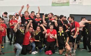 El Balonmano Santoña asciende a División de Honor Plata