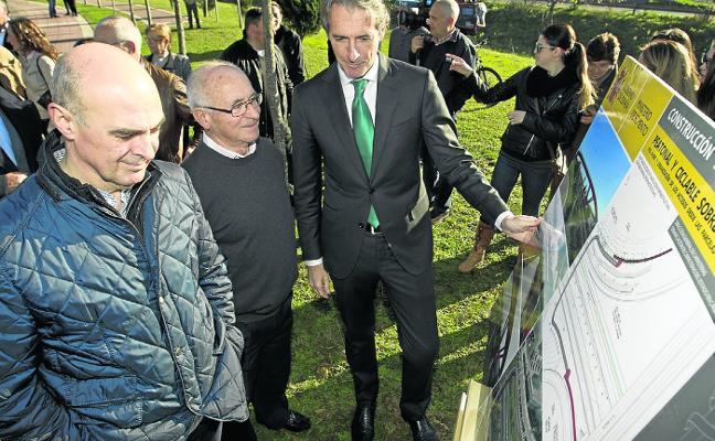 Un ministro omnipresente en Cantabria