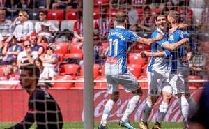 San Mamés cierra el curso con victoria del Espanyol y pitada al Athletic
