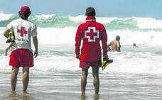 Cruz Roja recupera la vigilancia de las playas santanderinas para este verano
