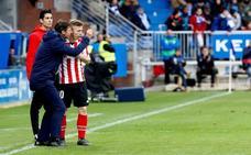 Athletic-Espanyol, en directo