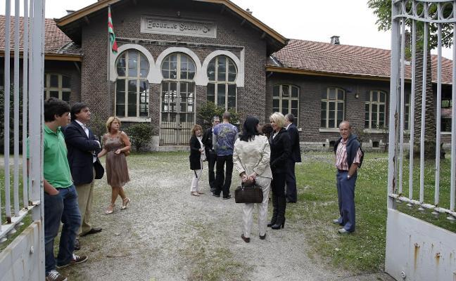 Las escuelas de Solvay serán un centro formativo de química y construcción