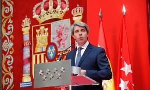 Garrido toma posesión como presidente de la Comunidad de Madrid
