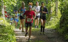 La selección de Cantabria vence en el Nacional de carreras verticales