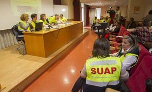Sanidad y el comité de huelga de SUAP y 061 no logran cerrar un acuerdo