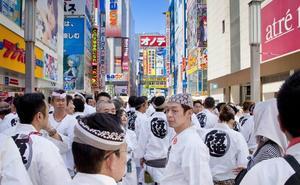Tradición y modernidad japonesa