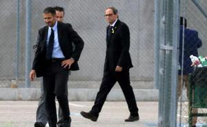 Torra insiste en el desafío y ratifica a los consejeros encarcelados y huidos