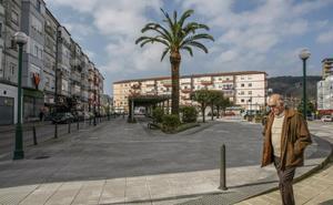 La emblemática Plaza de Covadonga cambiará su imagen con una obra integral