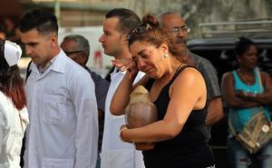 Fallece una de las tres supervivientes del accidente aéreo en La Habana