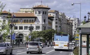 Nueva protesta contra el MetroTUS, el sábado, en la plaza del Ayuntamiento