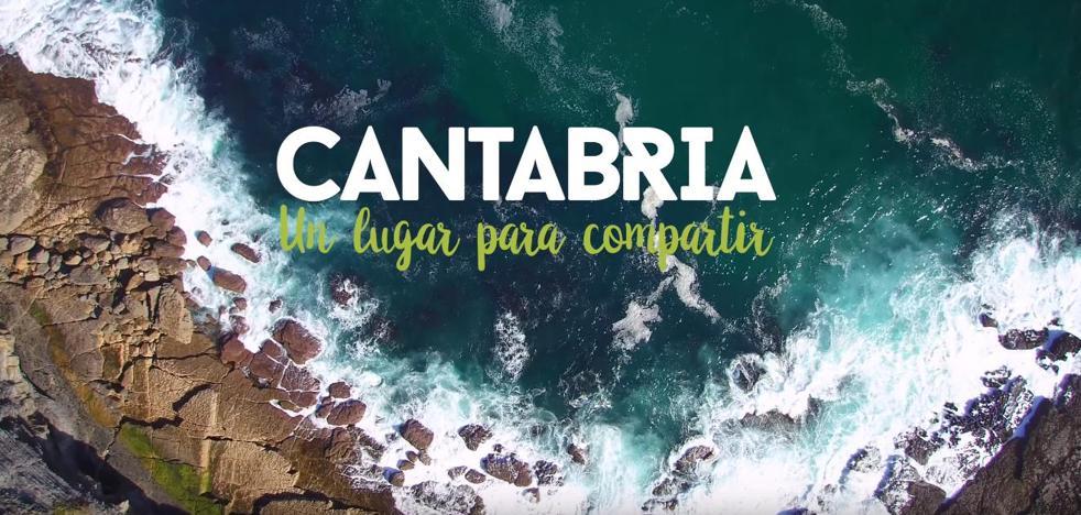 Cantabria se vende en el mundo