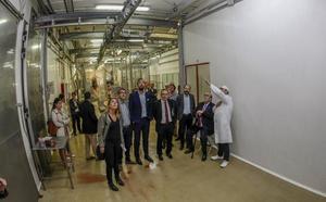 El Gobierno regional invertirá 200.000 euros en obras de mejora del matadero