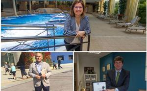 Clemente Martínez, Grupo Mademan y María Ángeles Pérez, 'Emprendedores Cantabria 2018'
