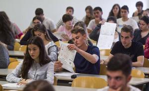 Las pruebas de acceso a la Universidad se celebrarán del 8 al 12 de junio en Cantabria