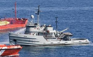 El buque 'Mahón' se dejará ver en el Muelle de Maliaño