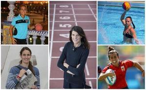 El deporte femenino se hará visible en la plaza de Pombo