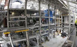 Solvay ve vital que la Administración costee parte de su inversión energética en Barreda