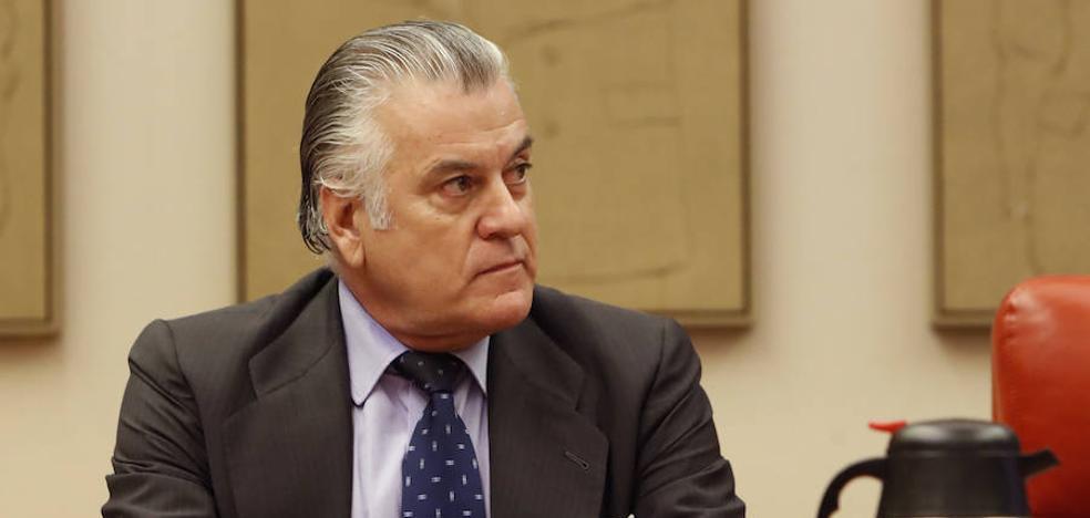 Condena al PP por lucrarse con Gürtel, 33 años de prisión a Bárcenas y 51 a Correa