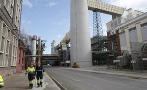 La transición energética de Solvay en Barreda cuesta entre 100 y 150 millones