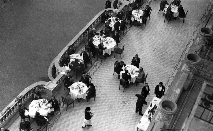Un hotel centenario
