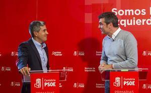 Los reproches mutuos marcan el cara a cara de Zuloaga y Cortés previo a las primarias