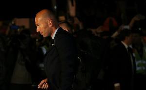 Zidane, en la senda de Paisley