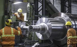 El Rey presidirá el martes el centenario de la fábrica de Sidenor en Reinosa