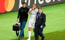 Carvajal revive la pesadilla de Milán