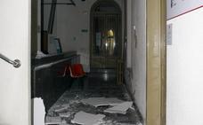 Los informes técnicos obligan a cambiar el proyecto para rehabilitar el Palacio municipal