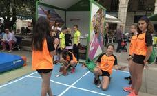 El Tour Mujer, Salud y Deporte, en Santander