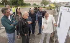 Arrancan las obras de 91 plazas de aparcamiento en la Avenida del Deporte