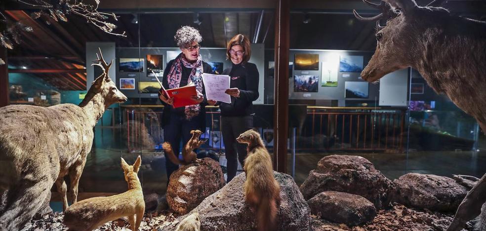 El Museo de la Naturaleza, cerrado por reforma