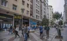 Las nuevas aperturas comerciales en el centro apuntan a una mejoría del sector