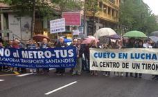 La Plataforma Transporte Santander asegura haber recibido amenazas de la concejala de Barrios