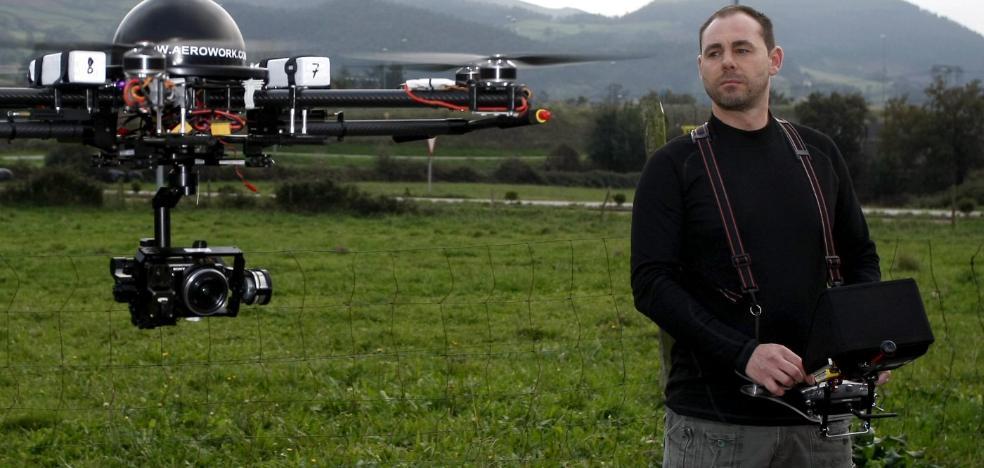 El Mercado de Ganados acogerá una carrera de drones del circuito nacional