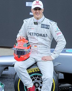Michael Schumacher, el �ltimo superviviente