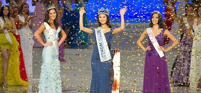 La china Wen Xiayu, nueva Miss Mundo