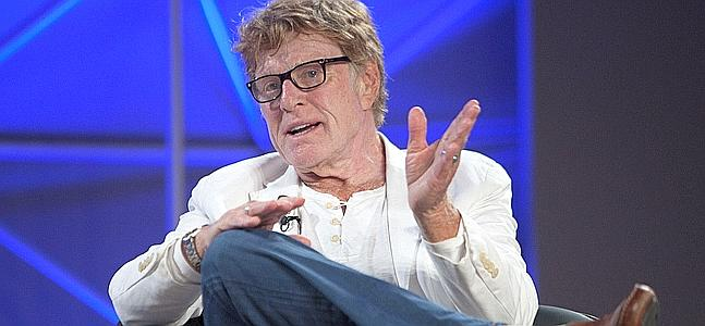 Robert Redford cumple 76 a�os
