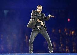 George Michael, estable tras su accidente de tr�fico