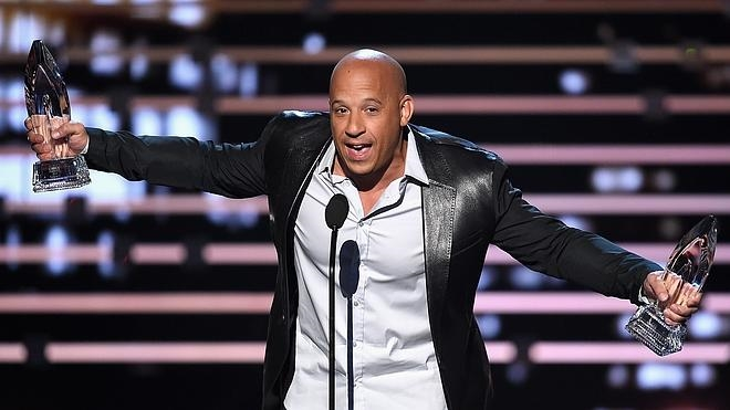 'Fast & Furious 7' triunfa en los People Choice's Awards
