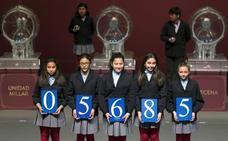 05685: el primer premio de 'El Niño' viaja a Bilbao