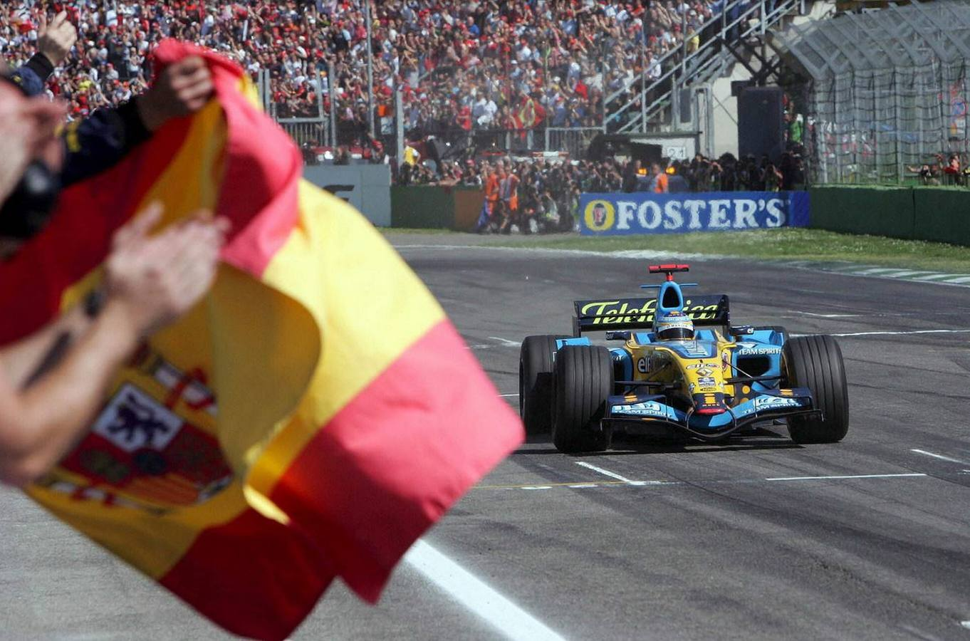 Fernando Alonso, una carrera espectacular