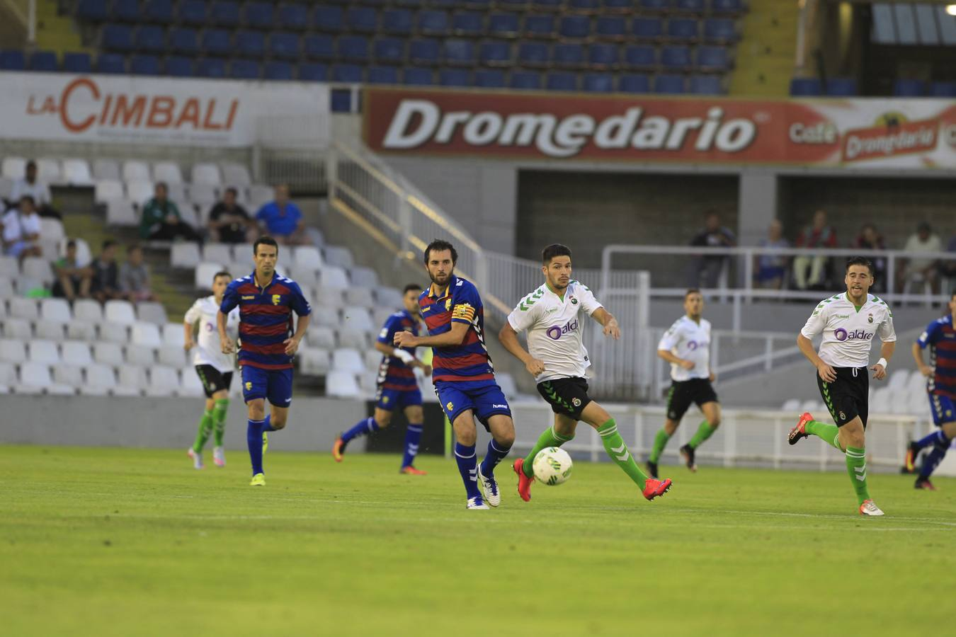 Racing - Llagostera